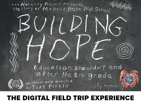 Building Hope The Digital Field Trip Experience
