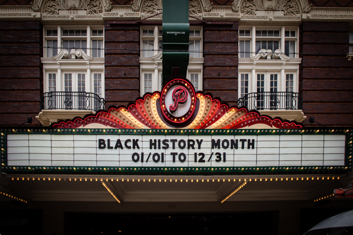 Black History Month 01/01 to 12/31