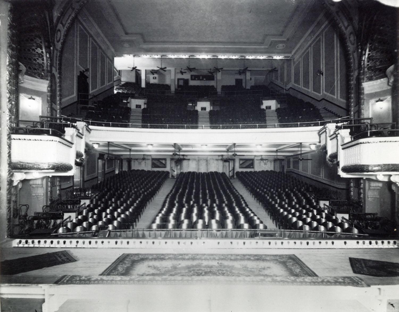 1915 Majestic Theatre Austin Auditorium