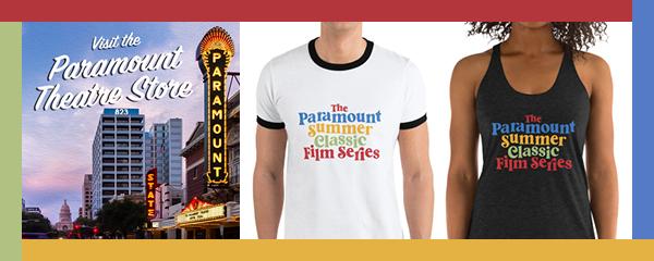 Visit The Paramount Theatre Store