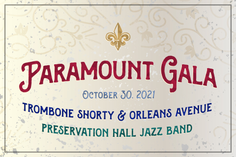 Paramount Gala | October 30, 2021 | Trombone Shorty & Orleans Avenue, Preservation Hall Jazz Band