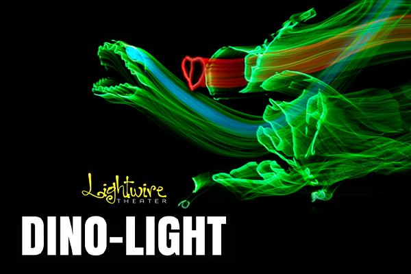 Lightwire Theater presents Dino-Light
